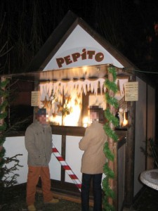 Pepito Winter-Glüh-Garten